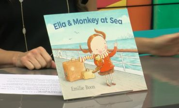 "Kidlit Pick: ""Ella & Monkey at Sea"""