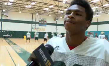 ACADIANA RAMS PREPS FOR COMEAUX SPARTANS