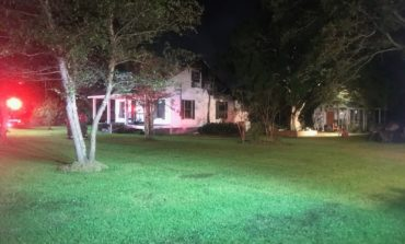 BREAKING NEWS: Fire Officials On Scene of Major Residential Fire in St. Martin Parish