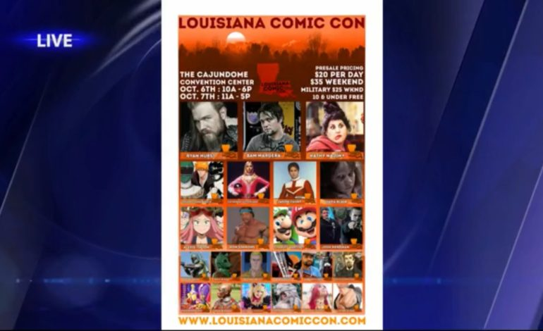 comic con dates and places