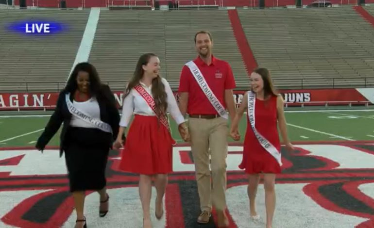 Places and Faces: UL Lafayette Homecoming