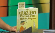 "Kid lit Pick: ""The Craziest Fishing Tale on the Bayou"""