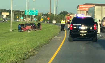 Crashes slowing traffic on I-10 in Lafayette