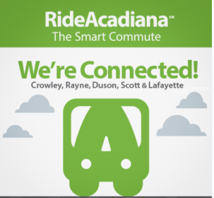 Ride Acadiana Concludes Successful Pilot Route