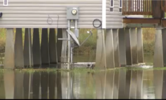 Minor Flooding Throughout Vermilion Parish Keeps Residents On Their Toes