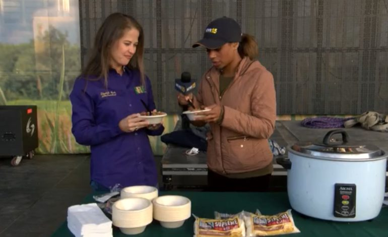 Places and Faces: International Rice Festival