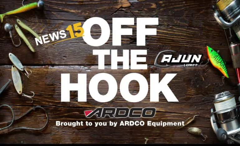 Off The Hook: Texas Rig With Pegged Weight