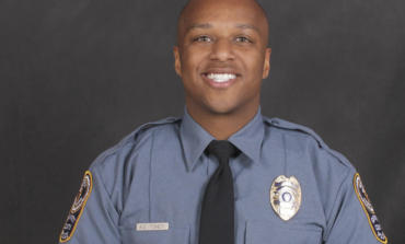 Two men charged in Georgia officer's shooting death