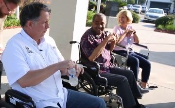 Focus at Noon- Part 4 of 4, Disability Accessibility: Local Officials take Downtown in Wheelchairs