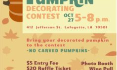 Education Destination to host pumpkin decorating contest at Tsunami Sushi