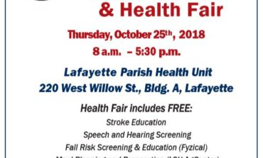 Lafayette Flu Vaccine Clinic & Health Fair