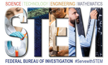 The FBI recognizes those who #ServeWithSTEM
