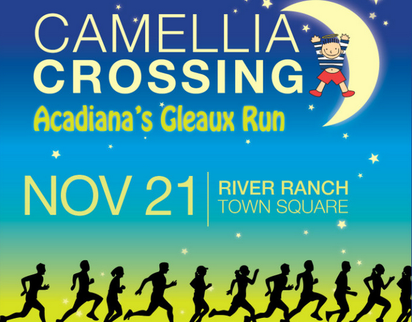 Early Entry Fee Ending Soon for Camellia Crossing: Acadiana's Gleaux Run