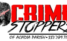 Crime Stopper of Acadia Parish Crime of the Week