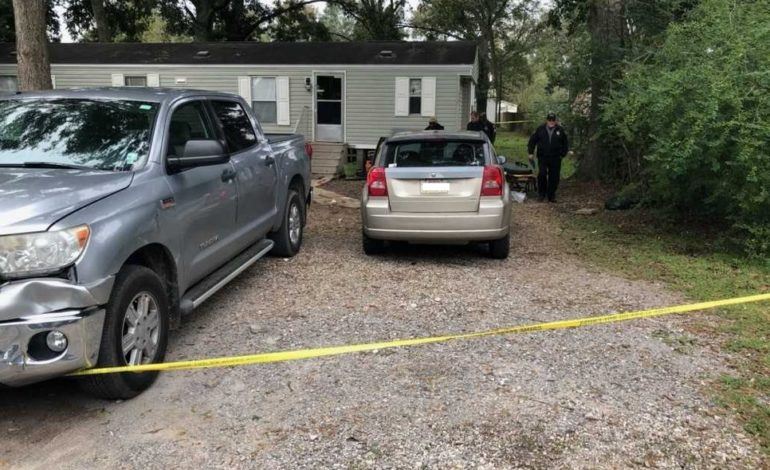Youngsville Police investigating a homicide
