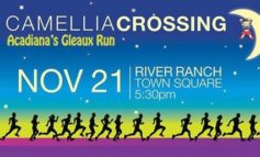Online Registration for the 16th Annual Camellia Crossing Gleaux Run Ends at Midnight Tonight!