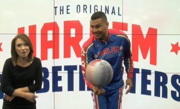 Harlem Globetrotters coming to Lafayette!