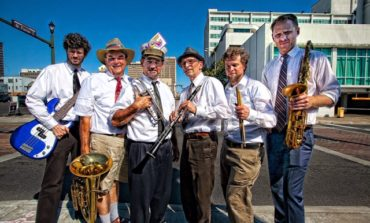 Sam Irwin and the Florida Street Blowhards debut at Teche Center for the Arts