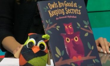 Kid Lit Pick of the Week: Owls Are Good at Keeping Secrets