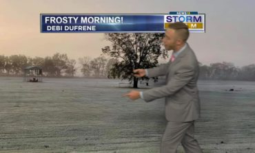 Frosty Morning! Warming up this weekend!