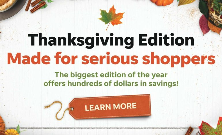 Daily Advertiser Black Friday Edition Goes On Sale At 3 p.m. November 21st