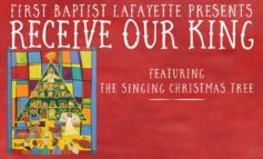 First Baptist Church of Lafayette Presents The Singing Christmas Tree