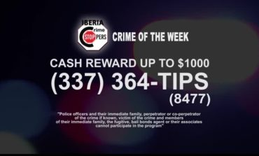 Iberia Parish Crime Stoppers