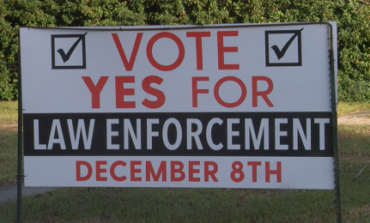 Several Lafayette Parish Police Chiefs Come Out In Support Of Sheriff's Proposed Half Cent Sales Tax