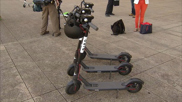 LCG responds to rent-to-ride scooters