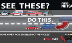 Move Over To Save Lives