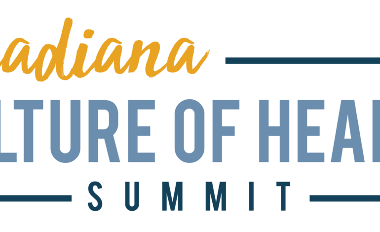 News15 Today: Understand the culture of health and bring about healthy change at the Acadiana Culture of Health Summit