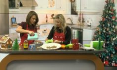Focus At Noon- Learning how to make Gingerbread Cookies