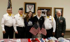 St. Thomas More students support Hospice veterans