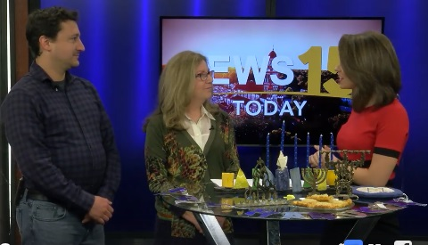 News15 Today: Celebrating the 6th night of Hanukkah