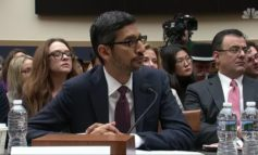Google CEO faces congress