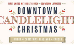 New Downtown Event Brings Christmas Spirit to Downtown Lafayette