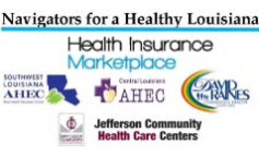 Navigators for a Healthy Louisiana- 2018 Marketplace Open Enrollment