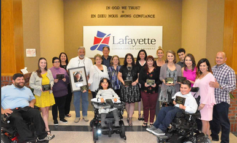 Lafayette awarded for Disability Awareness