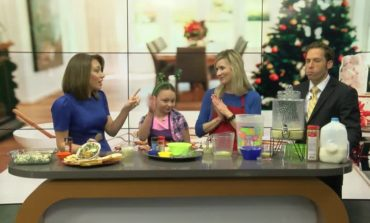 Focus At Noon- Easy Christmas Appetizers and drinks for adults and kids .