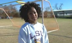 LSU recruits soccer player from Acadiana Highschool