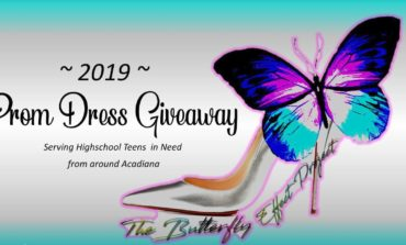 Butterfly Effect Prom Dress Giveaway