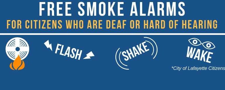 Smoke Alarm Devices for the Deaf and Hard of Hearing