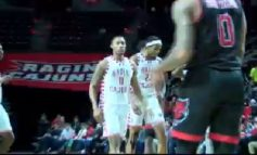 RAGIN CAJUNS MEN BASKETBALL FALL SHORT IN SEASON OPENER
