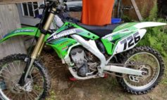 St. Landry Crime Stoppers need your help locating a stolen dirt bike