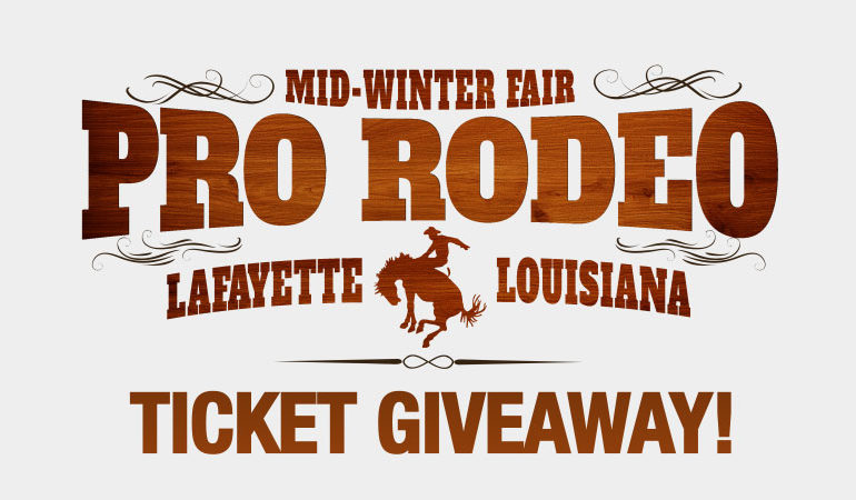 Mid Winter Fair Rodeo Contest