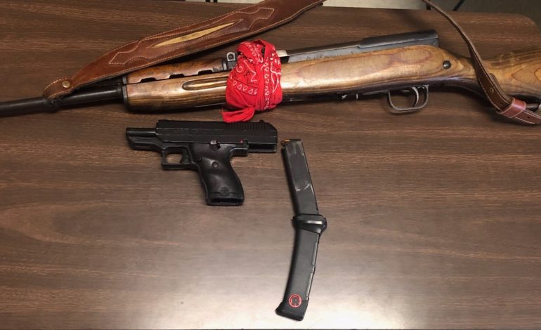 OPD: Suspect arrested for illegal carrying of a weapon