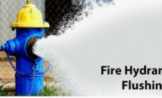 Upcoming Hydrant Flushing in City of Jeanerette