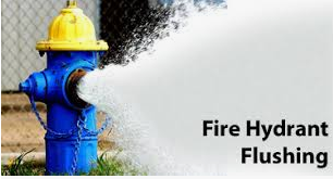 The City of Jeanerette Water System and Fire Hydrant Flushing