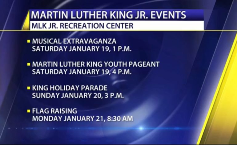 Martin Luther King Jr. Day events in Lafayette