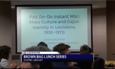 Dupri Library launches brown bag lunch series